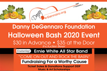 Publish with Danny DeGennaro Foundation