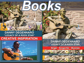 Reading Books Danny DeGennaro